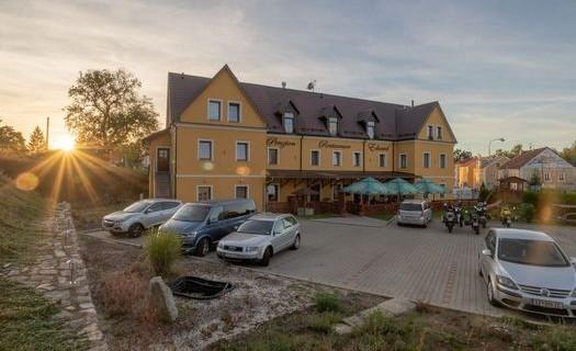 Ubytování ve Františkových Lázních, Penzion Eduard, léčebné prameny, nekuřácký penzion