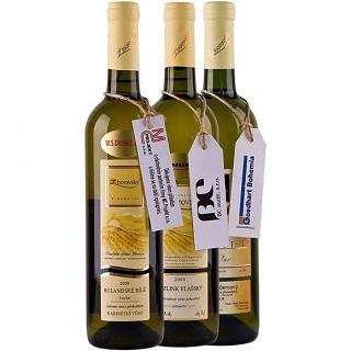 Kvalitní víno pro firmy s vlastním logem jako originální reklamní předmět