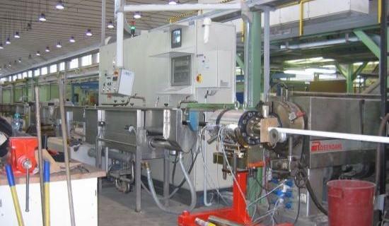 Montáže a přesuny strojních celků, strojů a výrobních linek Kladno