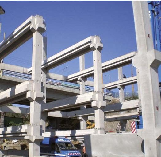 Konstrukční betonové prvky, Jihlava