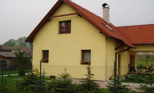 Stavební práce Praha, nátěry fasád