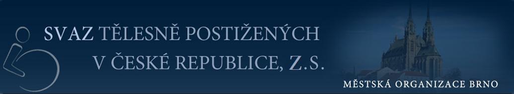 Svaz tělesně postižených v České republice z. s. městská organizace Brno