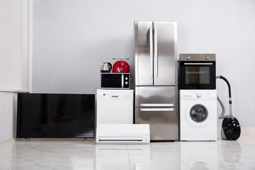 Objednejte si bílé elektro – pračku, myčku, ledničku a další přes e-shop