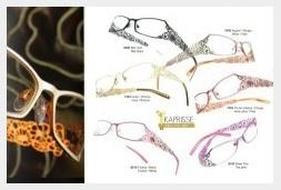 bohatá kolekce brýlových obrub v optice Šternberk