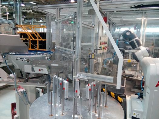 ELAP výrobní družstvo - výroba automatických linek