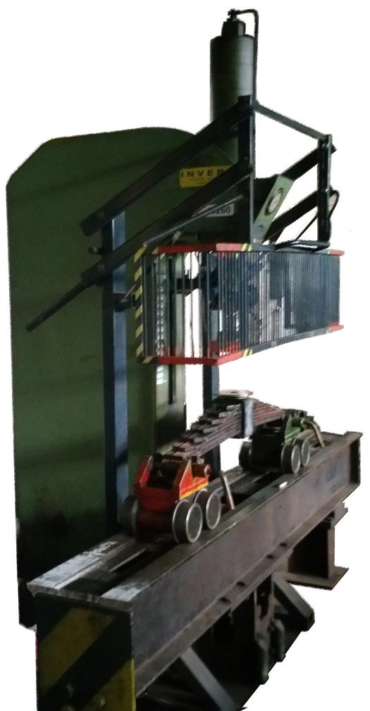 Stroje pro testování a kontrolu