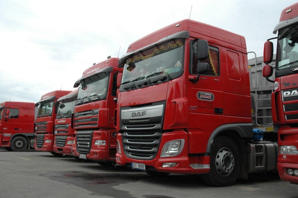 Servis a opravy nákladních vozů, Kolín