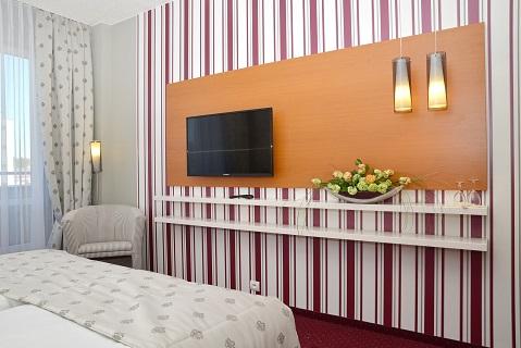 Příjemné ubytování pro firemné akce centru Brna ve wellness hotelu