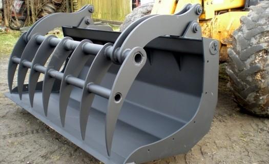 Výroba stavebních lžic všeho druhu Bruntál, výroba přídavných zařízení pro stavební  techniku