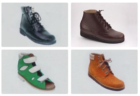 Široká škála barev a tvarů obuvi, Olomouc