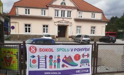 Tělocvičná jednota Sokol Králův Dvůr, sportovní a pohybové aktivity, všesportovní areál, závody