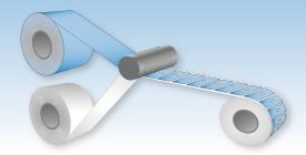 Výroba lepících pásek na zakázku po celém světě