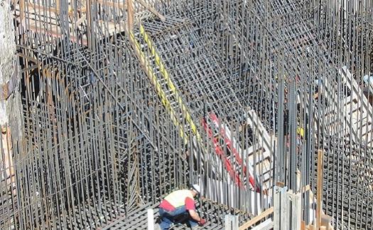 Železobetonové monolitické konstrukce - kompletní betonářské práce