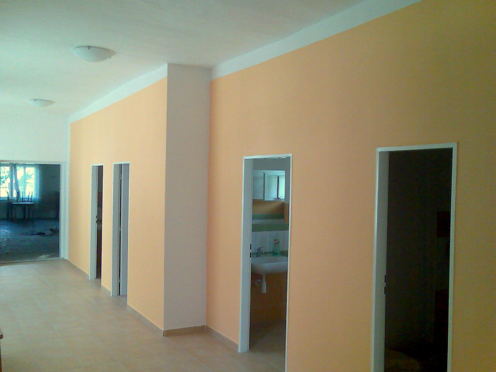 Rekonstrukce  koupelen a panelových bytových jader, Znojmo