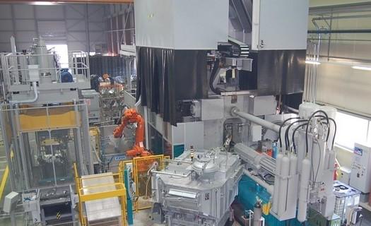 Výroba komponentů z lehkých kovů Liberec