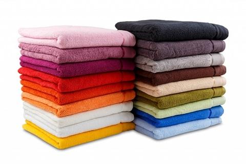 Vysoce savé ručníky, osušky a maxiosušky z hebké mikrobavlny
