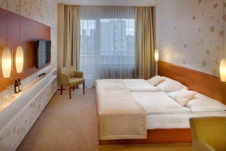 Hotel, ubytování v centru Brna - poznávací pobyty