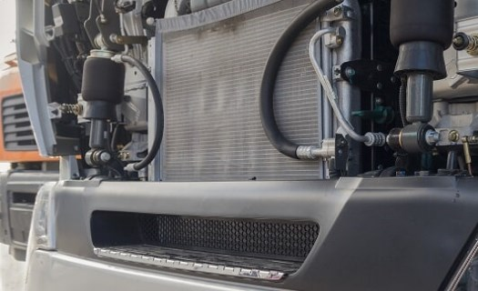 Opravy chladičů pro nákladní vozidla, autobusy Uherské Hradiště