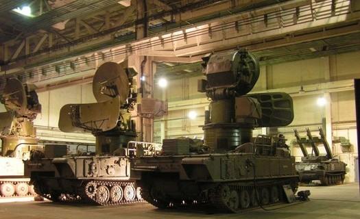 Opravy a servis vojenské techniky Prostějov, servis letadlových celků, vojenská technika