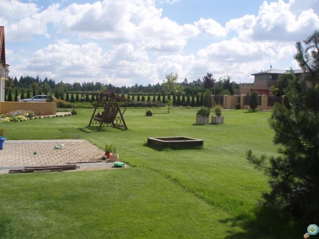 Návrhy zahrad Praha