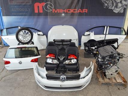 Prodej náhradních dílů na vozy Volkswagen i Audi, Škoda, Seat
