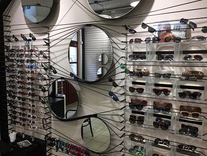 Silikonové šňůrky na brýle