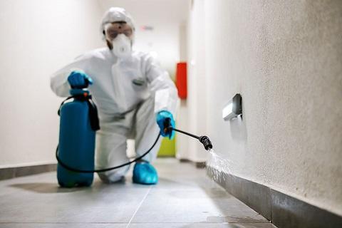 Desinfekce povrchů, ploch fogováním – bezchlorová desifnekce