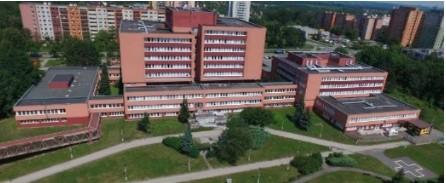Nemocnice s poliklinikou Karviná-Ráj, příspěvková organizace