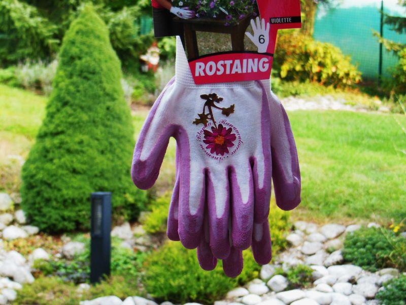 Ochranné pracovní pomůcky, rukavice Rostaing
