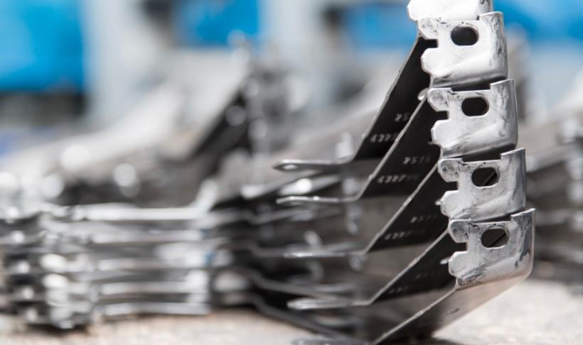 Výroba a úprava kovových součástek a dílů