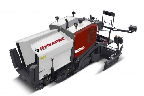 Rychlá strojní výpůjčka - půjčovna strojů DYNAPAC