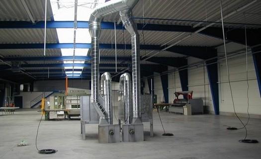 Prodej a montáž vzduchotechniky Chomutov, servis kompletní vzduchotechniky, vzduchotechnika na klíč
