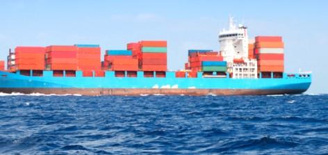 Námořní doprava kontejnerů