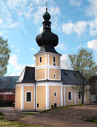 Historické stavby na Šumavě, kostel, kaple i přírodní zajímavosti