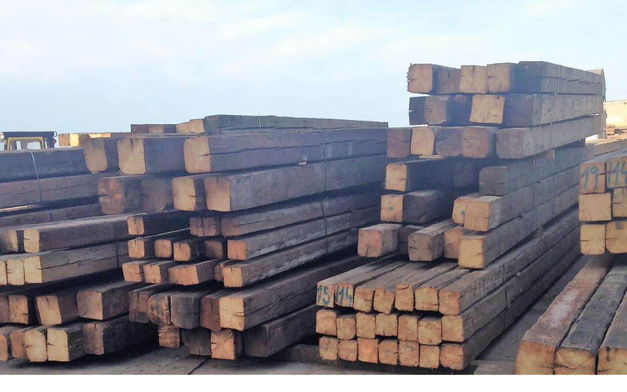 Výkup krovů, trámů, podlahových prken a dřevěného obložení