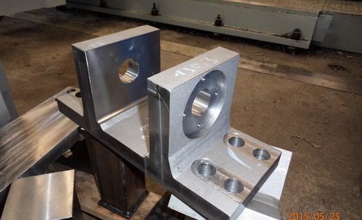 Strojírenská výroba, kovoobrábění, dělení materiálu, svařování Chrudim