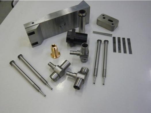 Výroba průmyslových komponentů