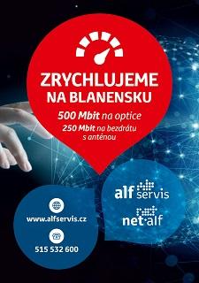 Optické připojení k internetu a zapojení digitální televize - zvýhodněné balíčky