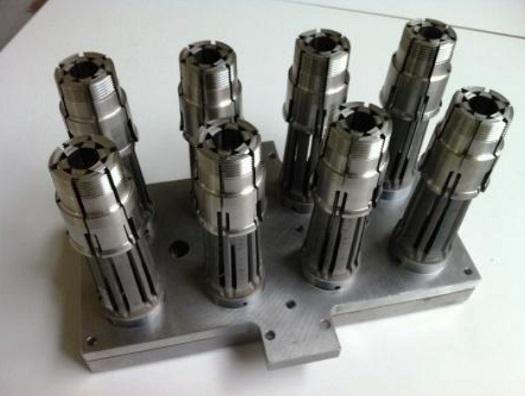 Elektroerozivní obrábění a kovovýroba - hloubička a drátovka s vysokou přesností
