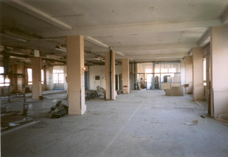 Realizace průmyslových staveb