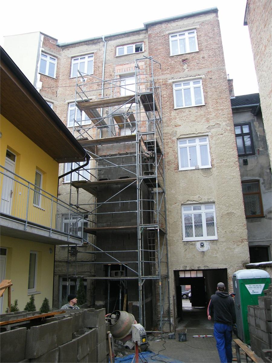 Rekonstrukce a zateplení bytových domů