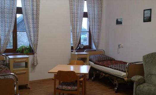Ubytování ve dvou nebo třílůžkových pokojích