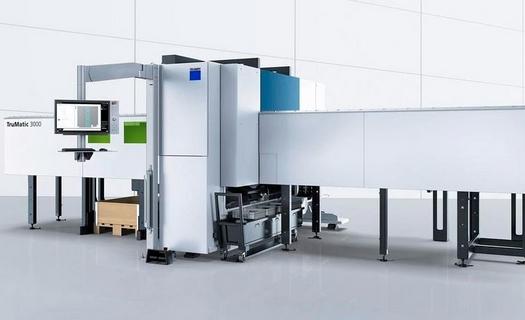 Obráběcí stroje, lasery a elektronika pro průmyslové aplikace