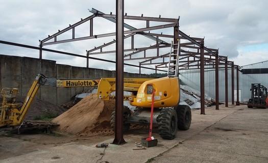 Žárové zinkování Žamberk, špičková protikorozní ochrana zakázek z oceli