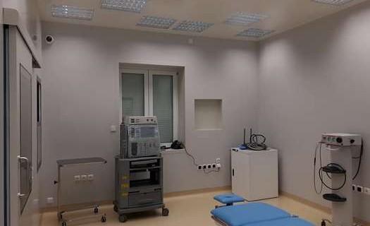 Realizace čistých prostorů Jablonec nad Nisou