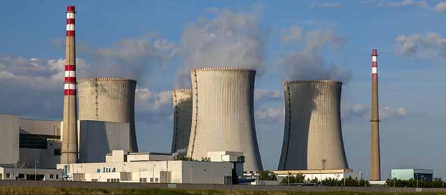 Zařízení pro měření záření v jaderných elektrárnách