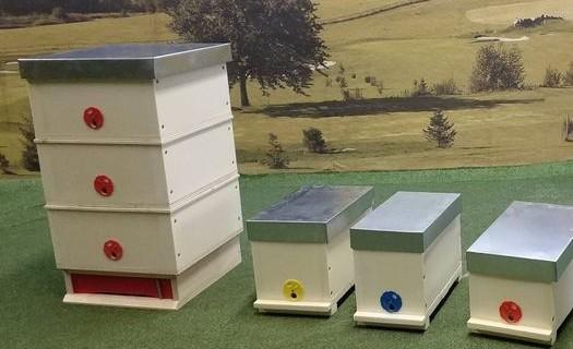 Vyrábíme styrodurové plemenáče, oplodňáčky, úly
