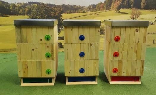 Vyrábíme dřevěné úly Město Albrechtice