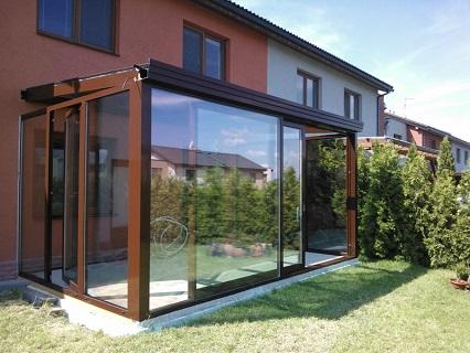 Výroba a prodej izolačního dvojskla pro zimní zahrady, výlohy, okna i dveře