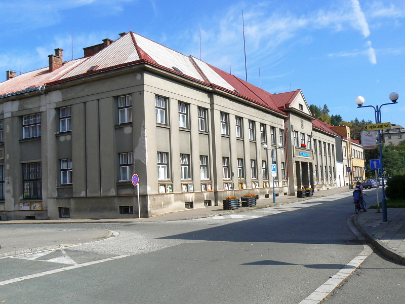 Moderní lékařské zařízení poskytující péči napříč obory pro pacienty z Trutnovska
